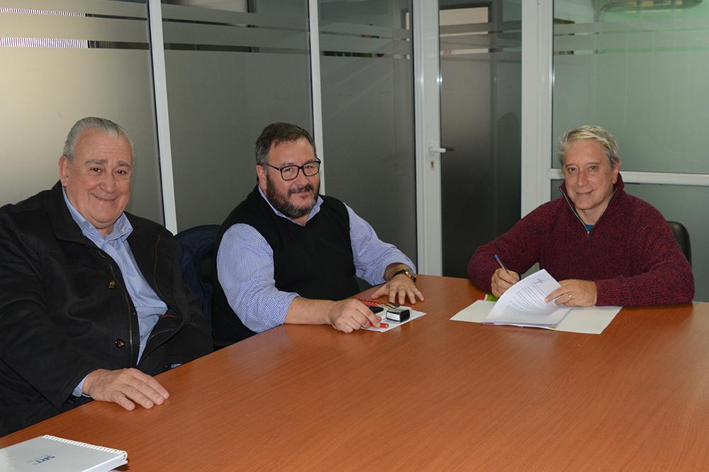 Acuerdo  con el Jockey Club de Gualeguaychú