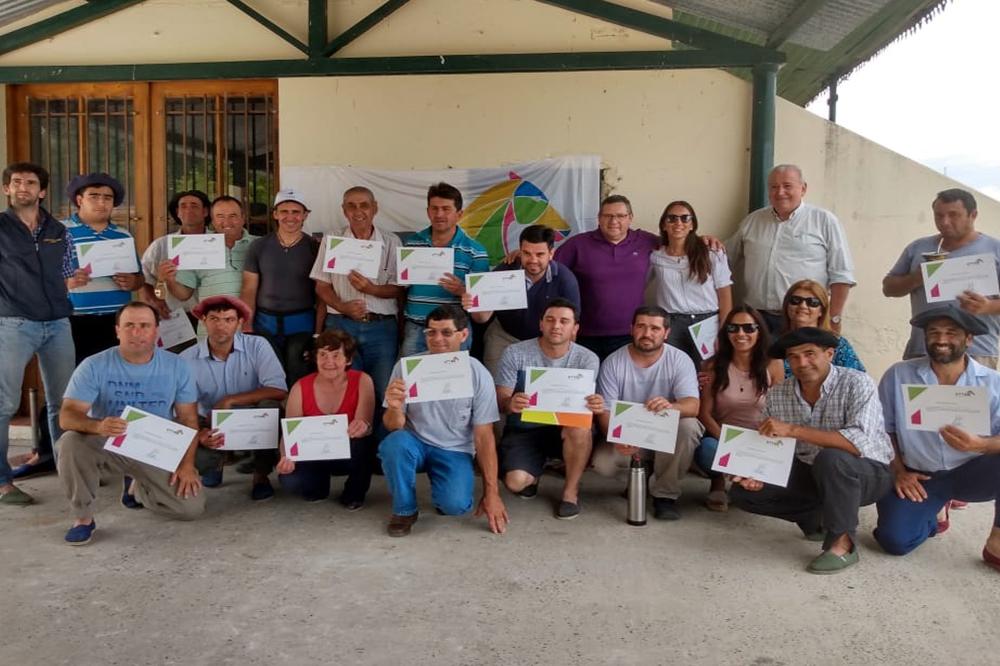 El curso de Herrado generó mística en Gualeguay